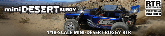 MINI DESERT BUGGY
